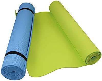 Esterilla de yoga de espuma EVA de 6 mm de grosor, para ...