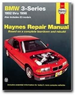 Bmw 3 series e36 service manual 1992 1993 1994 1995 1996 1997 bmw 3 series 1992 thru 1997 haynes repair manual fandeluxe Choice Image