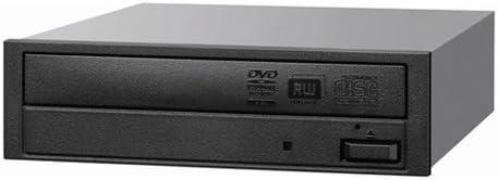Optiarc SATA DVD RW Burner Drive with DVD+R DL Overburn up to 8.7GB, Black (5280S-CB-PLUS)