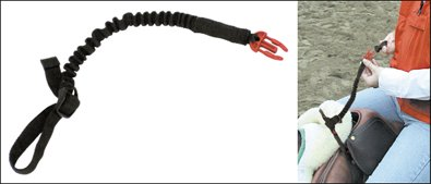 Hit-Air Bungee lanyard ()