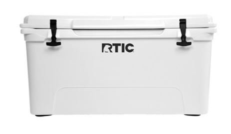 RTIC Cooler, 65 qt (White)
