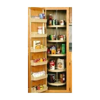 Amazoncom 24 inch Full Circle Lazy Susan for Pantry Cabinet 5