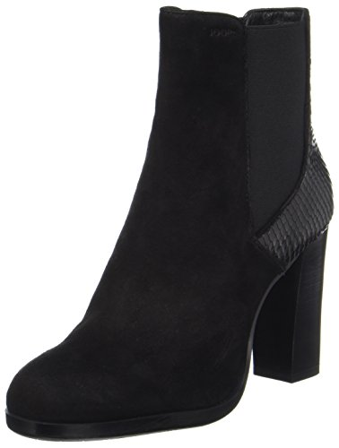 JOOP Platia Viola Boot Lhe 1, Stivali Donna Nero (Nero)