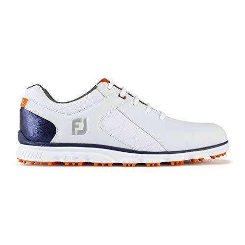 promo code b7dbd ac6ce FootJoy Men s Pro SL-Previous Season Style Golf Shoes White 13 M Silver,