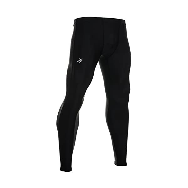 Men's Compression Pants Base Layer Running Tights Workout Leggings for Men