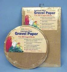 Penn-Plax Calcium+Plus Gravel Paper 15 1/2\