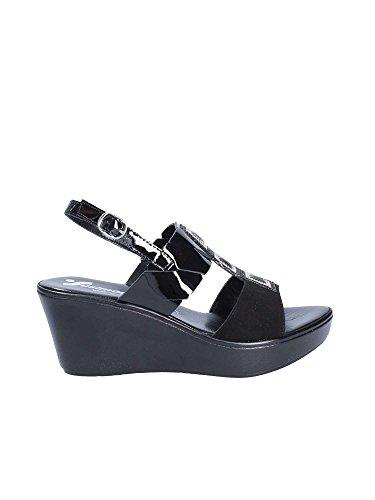 Susimoda 266340 Sandals Women Susimoda Women Sandals 266340 Black 8HwX5twq