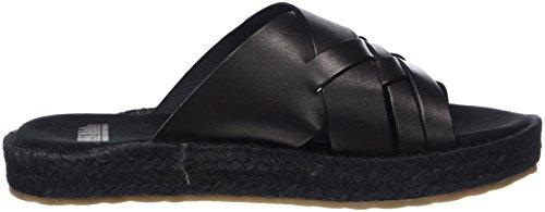 Fred De La Bretoniere Dames Sandaal Romeinse Sandaal Zwart (black)