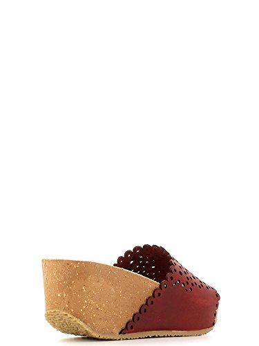 KEYS 5177 Sandalen Frauen Rot