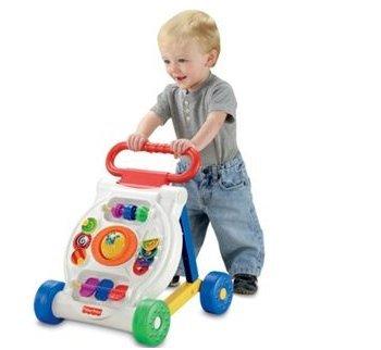 Fisher-Price - Andador de actividades: Amazon.es: Bebé