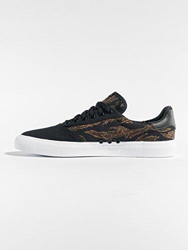 Zapatillas Adulto Negro Unisex 000 adidas Marrón 3mc de Carnoc Skateboarding Negbás XAwn5gq