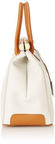 Handbag Chicca bicolore Women's Multicolor Borse rrxAqwE