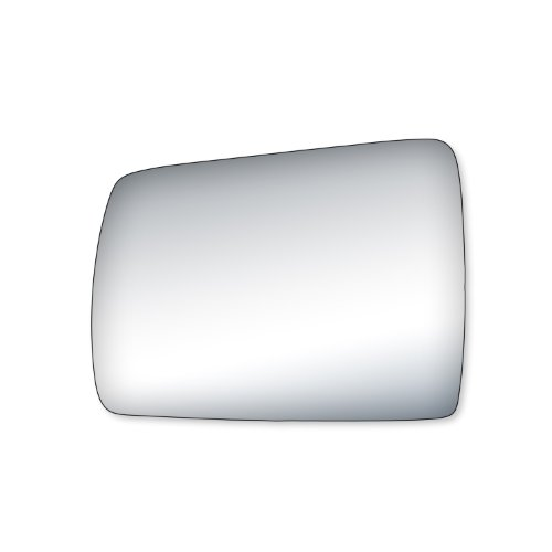 (Fit System 99021 Jeep Driver/Passenger Side Replacement Mirror Glass)