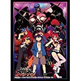 Gurren Lagann Tengen Toppa Yoko Simon Kamina Card Game Character Sleeves Collection HG Vol.1683 P.2 High Grade Anime Art from Bushiroad