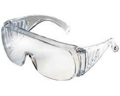 Radians Coveralls Shooting and Safety Glasses (Clear (Best Radians Eye Glasses)