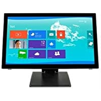 Planar LCD 997-7251-00 LED Backlight PCT2265 22inch 12ms 1920x1080 DVI Touch Wide Black HID