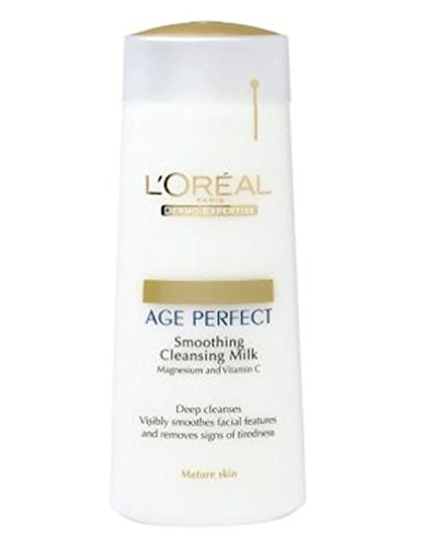 L'Oréal Dermo-Expertise Age Perfect Smoothing Cleansing Milk 200Ml