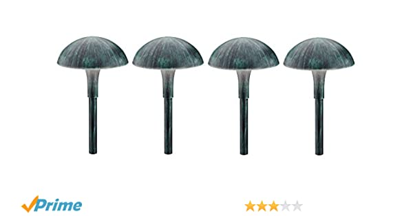Amazon.com : 4 Pack Malibu 8304-9105-04 Decorative Pathway Landscape Lights, Low Voltage Pro Path Yard Lights in Verde Green BY MALIBU DISTRIBUTION : Garden ...