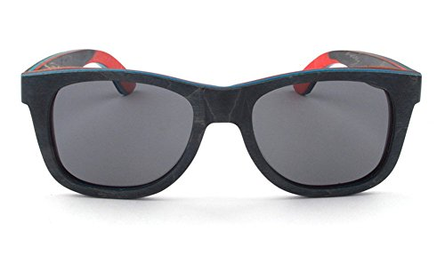 Black sol para Gafas hombre Insun de Frame C1 aqR7wtYP