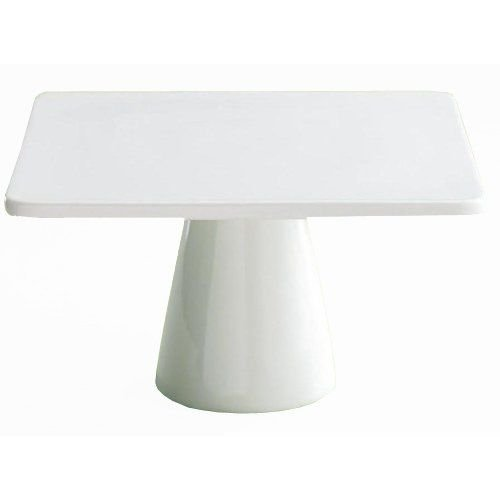 Porcelain Square Cake Stand