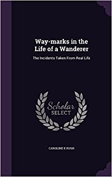 Way-marks in the Life of a Wanderer: The Incidents Taken From Real Life