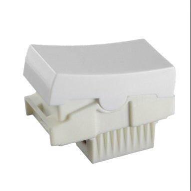 INTERRUPTOR SIMPLES 10A 250V - MODULAR SLIM