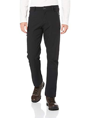 Jack Wolfskin Men's Activate XT Pants, Black, Size 52 (US 36/32)