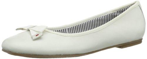 Tamaris Women's Closed White - Weiß (White 100) yDNEK5