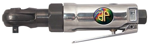 Astro 1114 1/4-Inch Stubby Air Ratchet Wrench