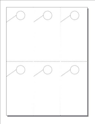 (Print-Ready No.1 Hang Tags (2-3/4