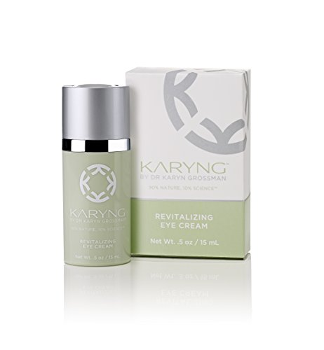 Revitalizing Eye Cream for Women with Pro-Verte Technology to Reduce Fine Lines, Wrinkles, Puffiness, and Dark Circles - Anti-Aging - Restores Damaged Skin & Boosts Collagen - Paraben Free - 5oz/15ml