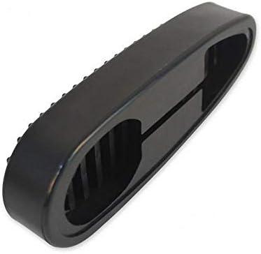 LSB-Caza, For la Caza de Airsoft AR15 Accesorios del Arma táctica no del resbalón de Goma buttpad Retroceso del cojín de la Pistola de Disparo