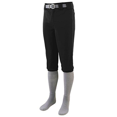 Augusta Sportswear Men's Series Knee Length Baseball Pant M Black