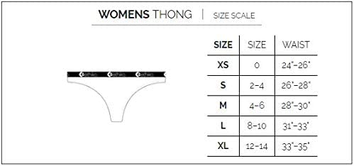 Ethika Womens The Thong