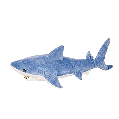 Rhode Island Novelty 20 Inch Shark Mako Plush Stuffed Animal: Toys & Games