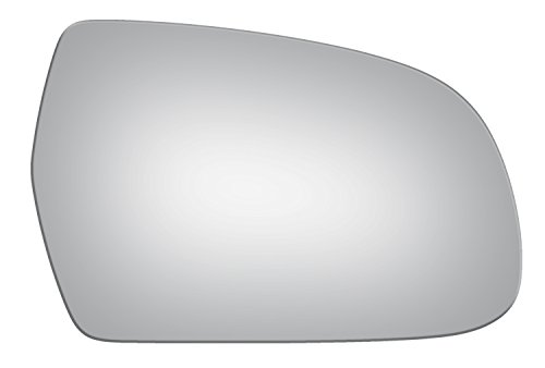 Burco 5435 Convex Passenger Side Replacement Mirror Glass for Audi A3, A3 Quattro, A4, A4 allroad, A4 Quattro, A5, A5 Quattro, RS5, S4, S5 (2010, 2011, 2012, 2013, 2014, 2015, 2016, 2017)