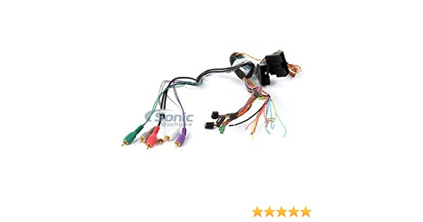Maestro HRN-RR-FO2 Plug and Play T-Harness for FO2 Ford Vehicles