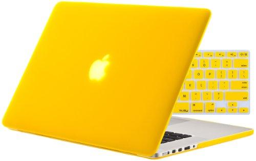 Kuzy 13 Inch Rubberized Keyboard MacBook