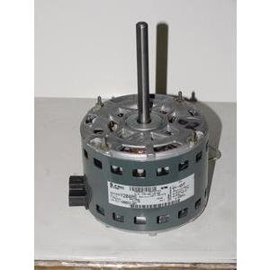 GE / 51-100837-02 1/3HP ELECTRIC MOTOR 208-230 VOLT 1080 RPM SINGLE SHAFT - RUUD 5KCP39GGY204AS
