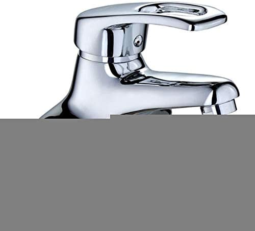 ZWH-ZWH ホットコールドウォーター日常の使用に適しセラミックバルブ蛇口の浴室の洗面台の蛇口、耐久性に優れたメッキ蛇口浴室の蛇口真鍮 蛇口