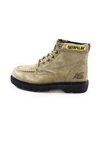 Caterpillar Sidehill Vintage Suede Boots with Steel Toe Houn Dawg EU43