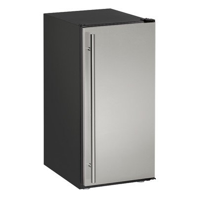 (U-Line Black Ice Maker 15