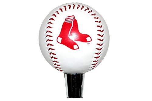 EBINGERS PLACE Boston Red Sox Licensed Baseball Beer Tap ()