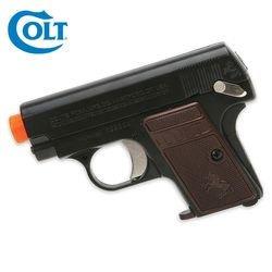 Colt 25 Black Airsoft airsoft gun