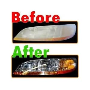 4EverBrite Headlight UV Clear Coat