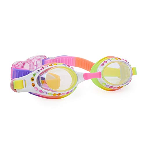 Bling 2O Kids Swimming Goggles - Rainbow Confetti