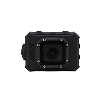 bb8f0e8488ef98 Amazon.com   TEBERBOOM Sport DV Camera 4K Ultra High Definition Dual-Screen  Sport Action Camera S9 WiFi Waterproof (Black)   Camera   Photo