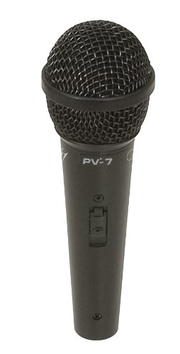 (Peavey PV7 Dynamic Cardiod  Microphone with Cable)