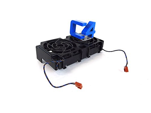 HP Workstation XW6200 Series Dual Fan Assembly 349573-001 Genuine (Workstation Xw6200)