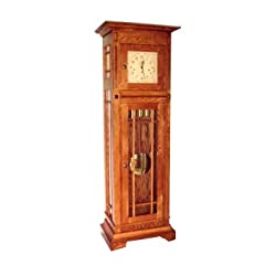 Build-Your-Own Mission Grandfather Clock Plan - American Furniture Design